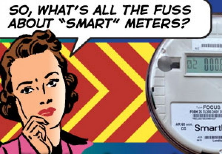Smart Meters and Radiation Sickness