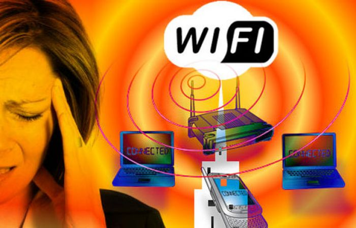 Wireless Radiation