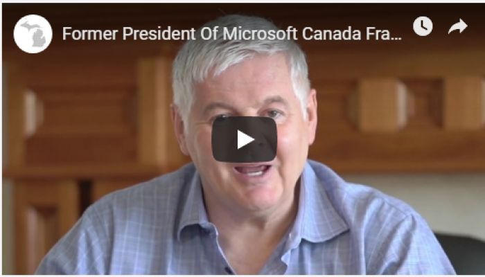 Former President of Microsoft On Wireless