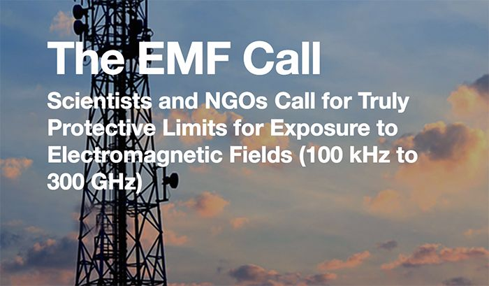 "Top Scientists Call For ""Truly Protective"" EMF Limits"